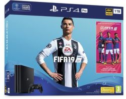 Sony PlayStation 4 Pro 1TB + FIFA