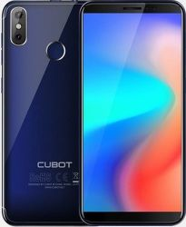Cubot J3 Pro modrý