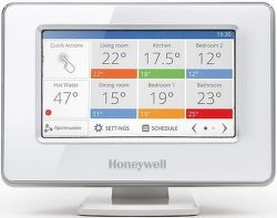 Honeywell Evohome Touch WiFi ATC928G3026