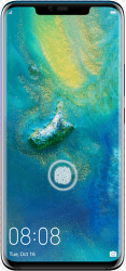 Huawei Mate 20 Pro fialový