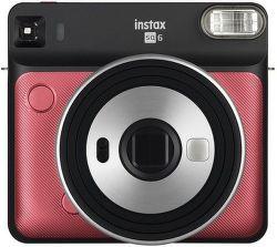 Fujifilm Instax Square SQ6 červený