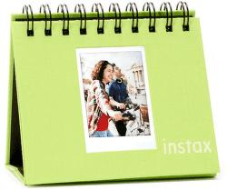 Fujifilm Instax Twin Mini Flip Album, limetkově zelená