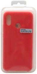 Mobilnet silikonové pouzdro pro Huawei P20 Lite, červená