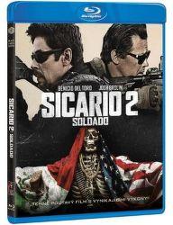 Sicario 2: Soldado - Blu-ray film
