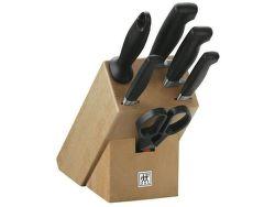 Zwilling Four Star 35066-000 nože se stojanem (7ks)