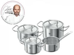 Zwilling 40901-000 PS Twin Classic set hrnců (4ks+poklice)