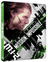 Mission: Impossible 2 (Steelbook) - Blu-ray + 4K UHD film