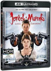 Jeníček a Mařenka: Lovci čarodějnic - Blu-ray + 4K UHD film