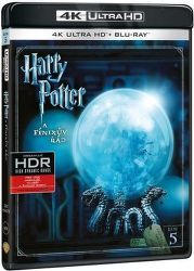Harry Potter a Fénixův řád - Blu-ray + 4K UHD film
