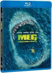MAGIC BOX Meg: Monstrum z hlbin, Blu-ray film