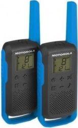 Motorola Talkabout T62, modro-černá