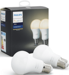 Philips Hue 9W A60 E27 2Pack
