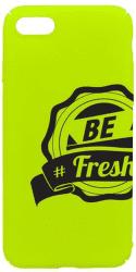 Mobilnet Be Fresh pouzdro pro Apple iPhone 7 a 8, neonová
