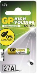 GP B13011 27A 12V alkalická batéria