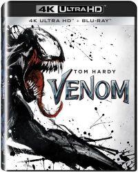 Venom - Blu-ray + 4K UHD film