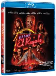 Zlý časy v El Roya - Blu-Ray