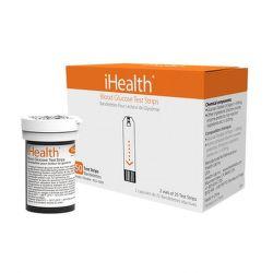 iHealth EGS-2003 testovací proužky pre Gluco BG5 (50ks)