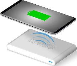 SBS Qi Fast Charge nabíjecí podložka, bílá