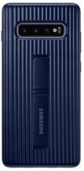 Samsung Protective Standing Cover pro Samsung Galaxy S10+, tmavě modrá