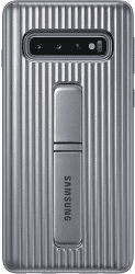Samsung Protective Standing pouzdro pro Samsung Galaxy S10, stříbrná