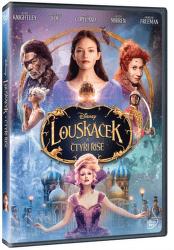 Louskáček a čtyři říše DVD