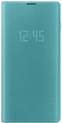 Samsung LED View pouzdro pro Samsung Galaxy S10+, zelená