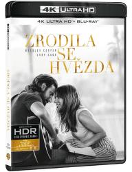 Zrodila se hvězda - Blu-ray + 4K UHD film