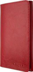 Fixed Pocket kožené pouzdro pro Apple iPhone 8/7/6s, červená
