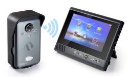 TECHNAXX TX-59+ LCD, bezdr. videozvonek