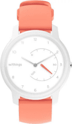 Withings Move bílo-korálové