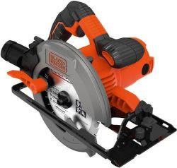 Black & Decker CS1550K, okružní pila