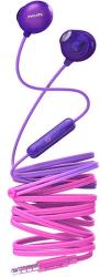 Philips Upbeat SHE2305 růžovo-fialová