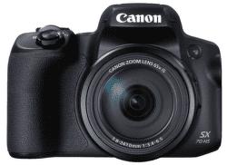 Canon PowerShot SX70 HS černý