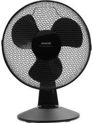 SENCOR SFE 3011BK, Stolní ventilátor