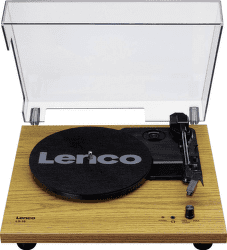 Lenco LS-10 dřevo