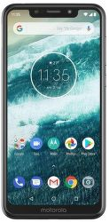Motorola One Lite bílý
