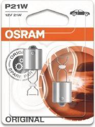 OSRAM P21W standart 12V 21W Autožárovka 2ks