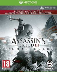 Assassin's Creed III Remastered, Xbox One hra