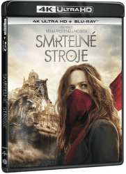 Magic Box Smrtelné stroje UHD+BD film