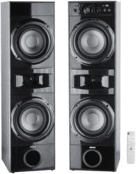 Akai SS035A-189 černé (1 pár)
