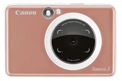 Canon Zoemini S růžovo zlatý