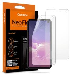Spigen Neo Flex HD ochranná fólie pro Samsung Galaxy S10e, transparentní