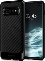 Spigen Neo Hybrid pouzdro pro Samsung Galaxy S10+, černá