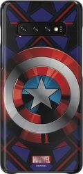 Samsung Marvel pouzdro pro Samsung Galaxy S10+, Captain America