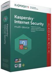 Kaspersky Internet Security multi-device 1 zařízení 1 rok