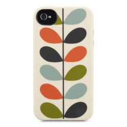 BELKIN TPU Orla Kiely Multi Stem pouzdro pro iPhone 4