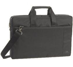 "RivaCase grey Laptop bag 17 ""/ 6"""