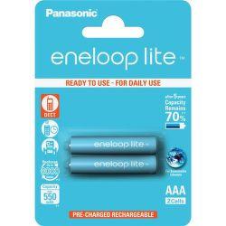 PANASONIC Eneloop Lite AAA 550 2BP