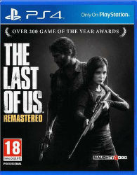 The Last Of Us Remastered CZ - PS4