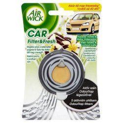Airwick CAR Svěží vanilka a voňavé květy 3ml